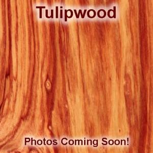 Taurus 85 Tulipwood Top Finger Groove