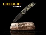 Hogue Knives Catalog Cover
