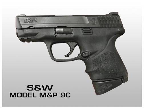 S&W M&P 9C