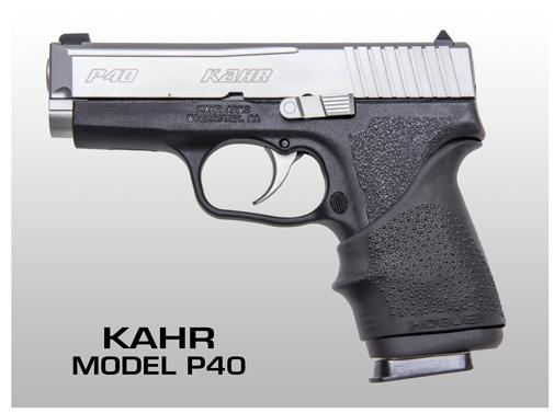 Kahr P40
