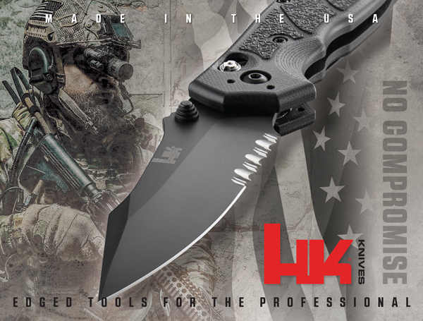 HK Knives Catalog Cover