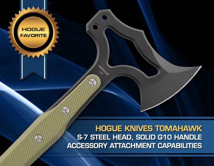 Hogue Favorites Tomahawk