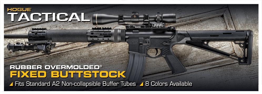 AR-15 Fixed Buttstock