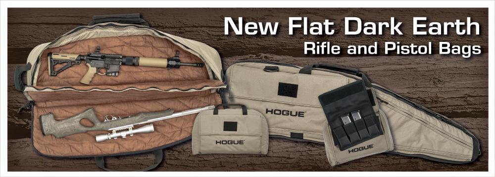 Flat Dark Earth Rifle Bags