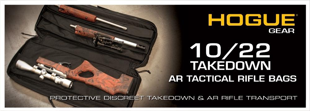 10/22 Takedown / AR Tactical Rifle Bag