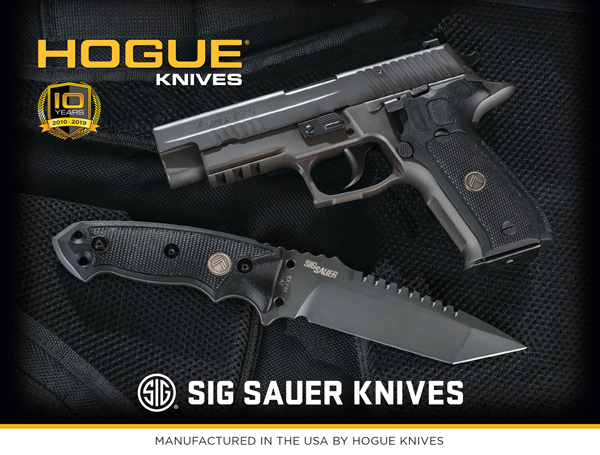 SIG SAUER Knives Catalog Cover